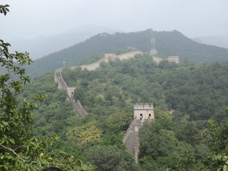 The Great Wall-China