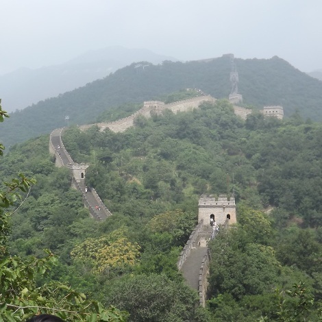 The Great Wall-China